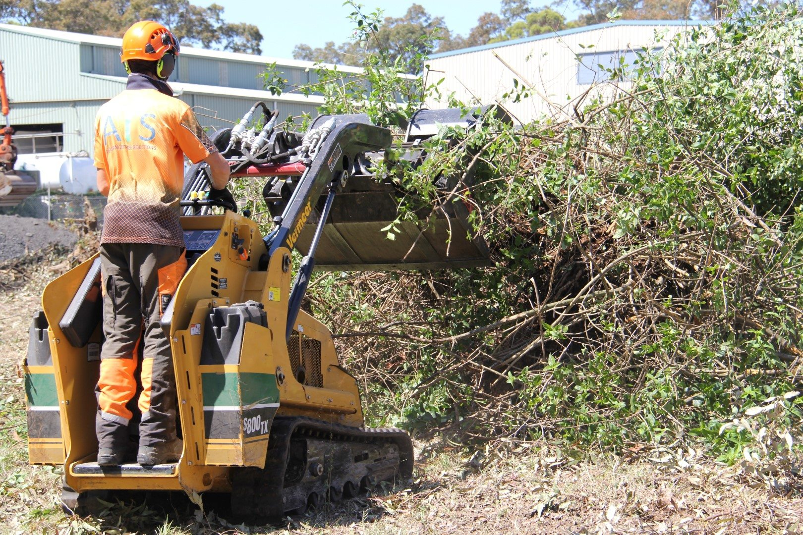 land clearing port stephens